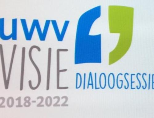 Duizend UWV'ers in dialoog over de visie 2018-2022